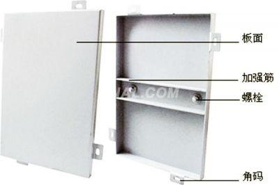 氟碳喷涂铝单板 (14)