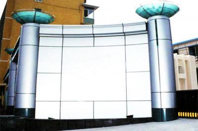 【图】氟碳喷涂铝单板,尺寸1500x4000mm