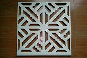 艺术镂空幕墙铝单板
