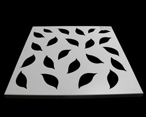 镂空雕花幕墙铝单板