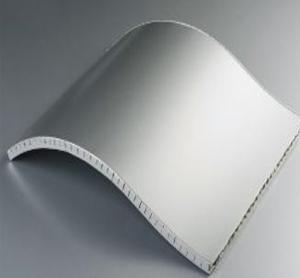 幕墙铝单板,规格600*1200mm*3.5mm