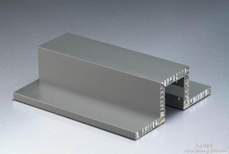 弧形铝蜂窝板 (2)
