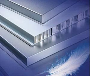 金属铝蜂窝板幕墙 (1)