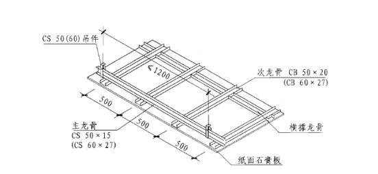 【图】幕墙铝单板吊装龙骨架安装步骤