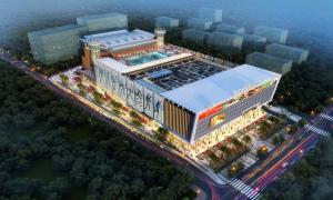 罗定市体育商业广场